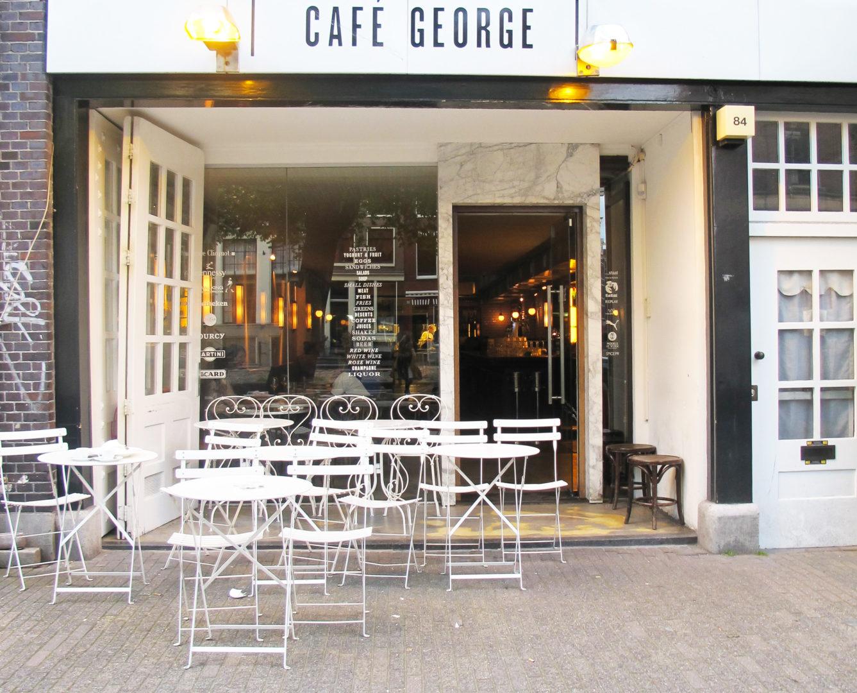 amsterdam restaurants george cafes awesome meininger cafés café