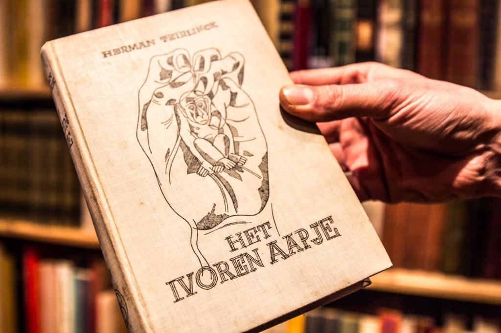 Het Ivoren Aapje Buchhandlung_-5