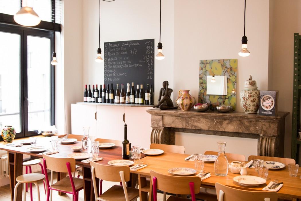 Brussels: Cafés & Restaurants