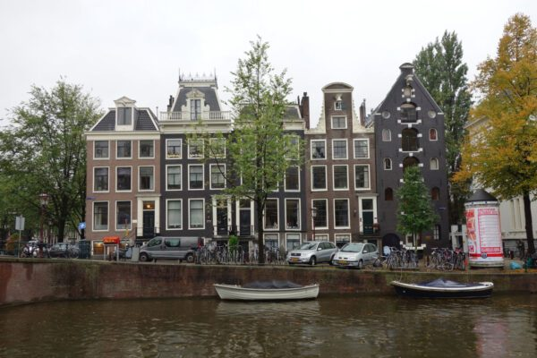 Cozy / characteristic / international – Amsterdam