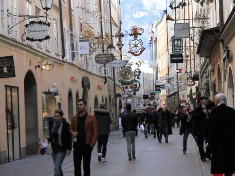 Video: Entdecke Salzburg