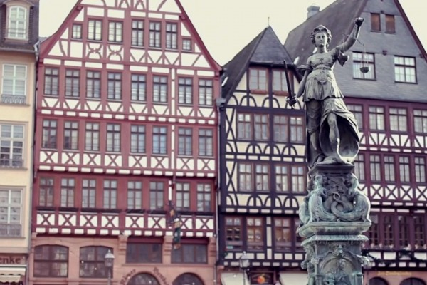 Video: Entdecke Frankfurt