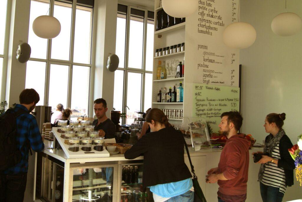 Café Vorhoelzer Forum 2