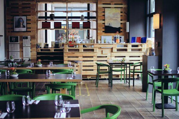 Cafés and Restaurants in Frankfurt