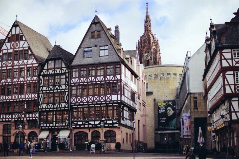 Sightseeing in Frankfurt