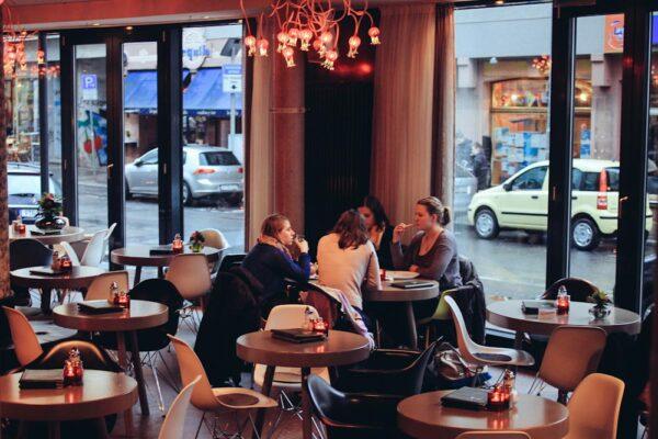Cafés und Restaurants in Frankfurt