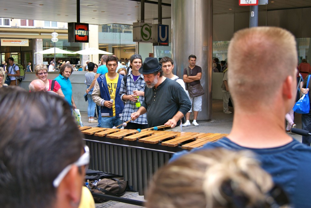 Kaufingerstraße 2 - Häufig Live-Musik