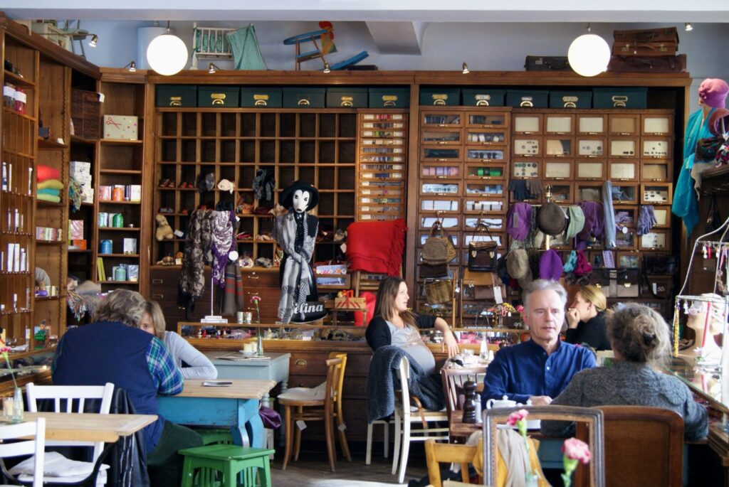 Marais Ladencafé 1