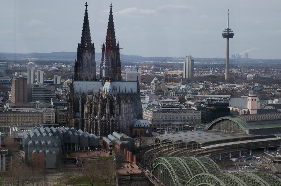 Sightseeing Highlights in Köln