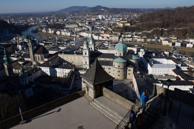 Lustige Fakten über Salzburg