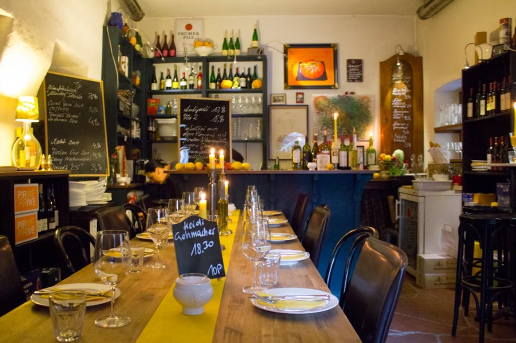 Restaurants Salzburg Köchelverzeichnis