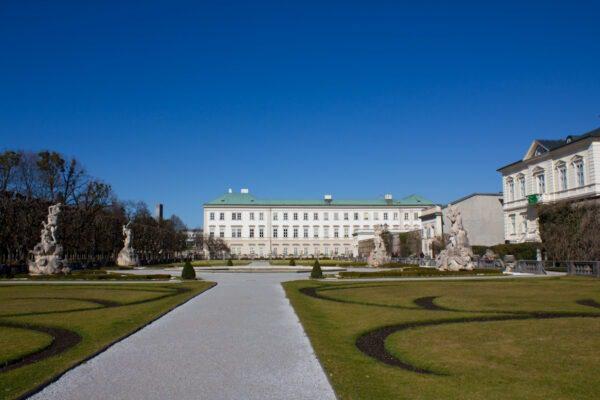 Sightseeing in Salzburg