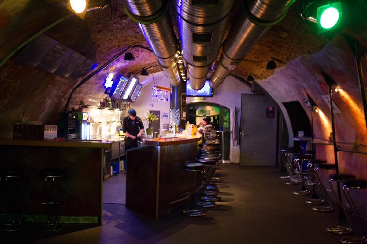 metal bar salzburg