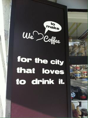 we love kaffee 1