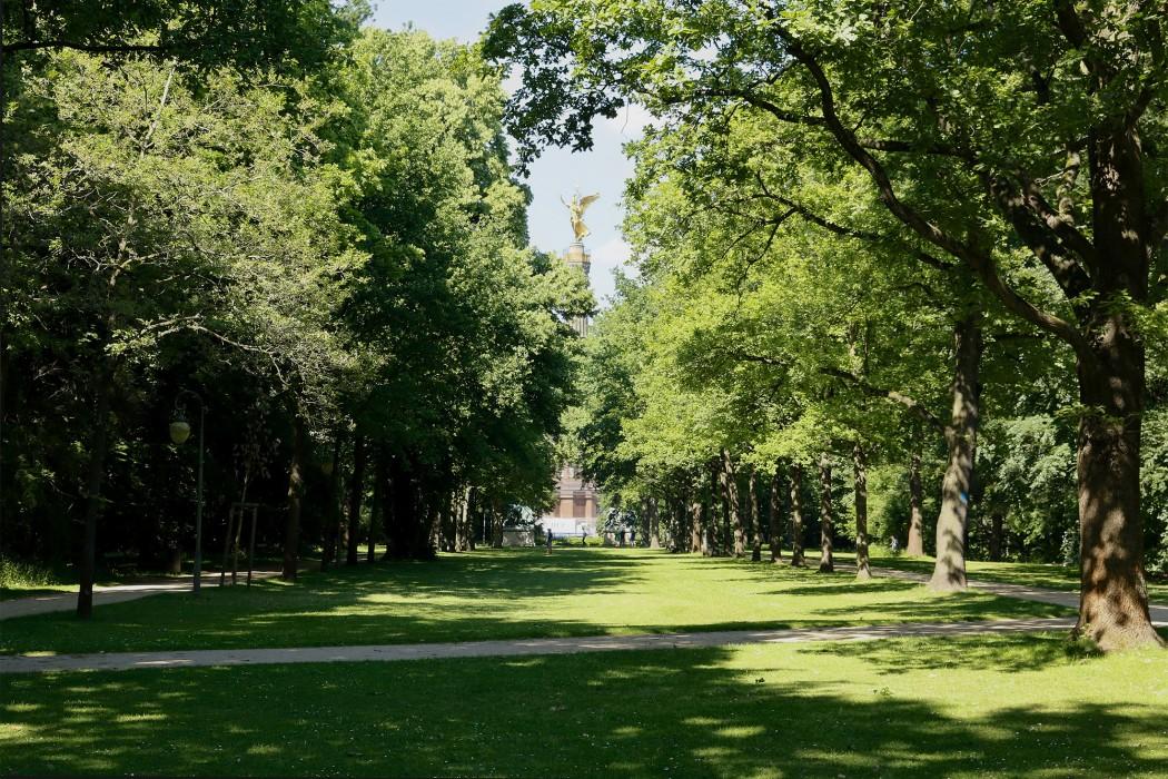 Parks in Berlin – grüne Oasen mitten in der Stadt