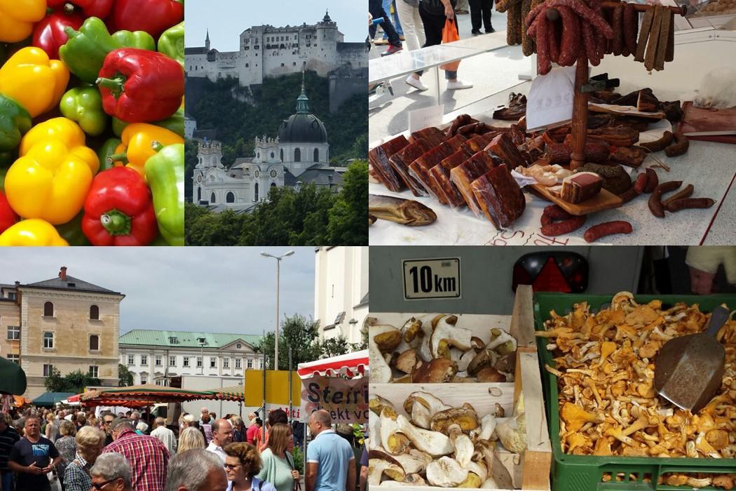 Tipps für Salzburg: Märkte