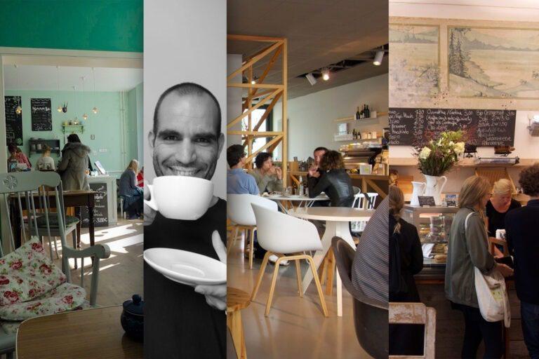 staff tips: Cafés in Berlin