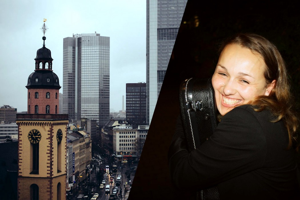 staff tipps: Vanessa from Frankfurt