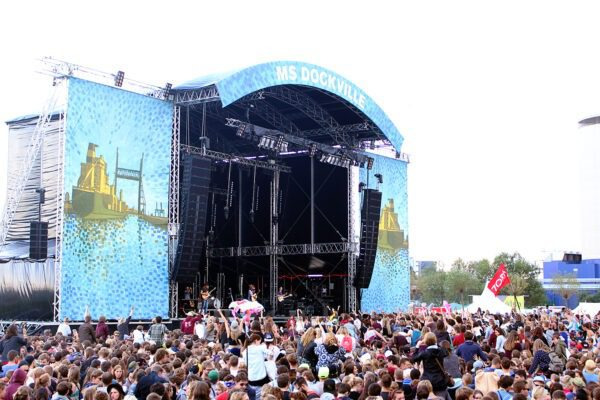 Top tips to make the most of MS Dockville in Hamburg