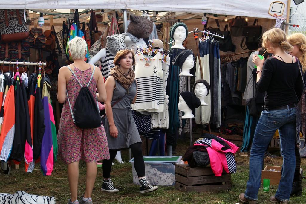 Market at MS Dockville