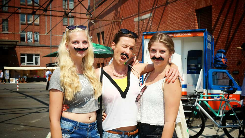 Hipster Cup Festival in Berlin