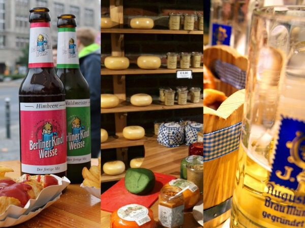 Food and drinks in the MEININGER cities