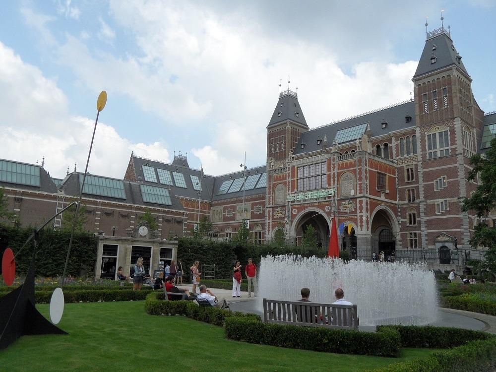die Gu00E4rten des Rijksmuseum