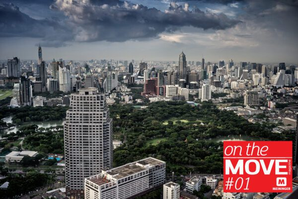Bangkok – hustle and bustle of a big city