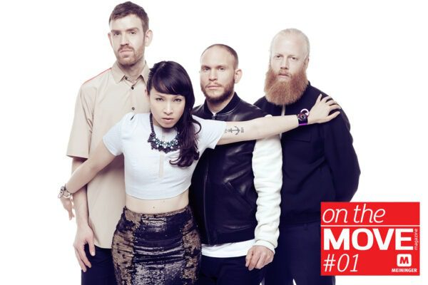 Interview Little Dragon