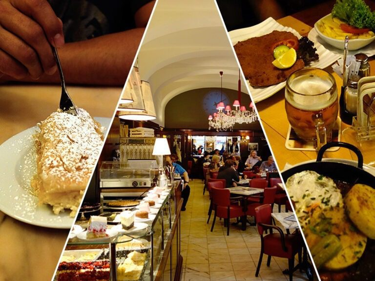 Vienna – A culinary journey