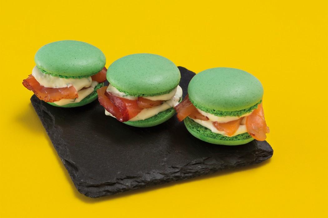 MEININGER cookbook: Macarons