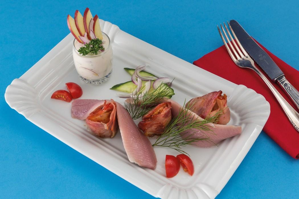 MEININGER cookbook: Hamburg