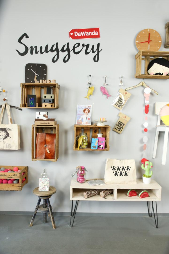 DaWanda Snuggery Impressionen_1