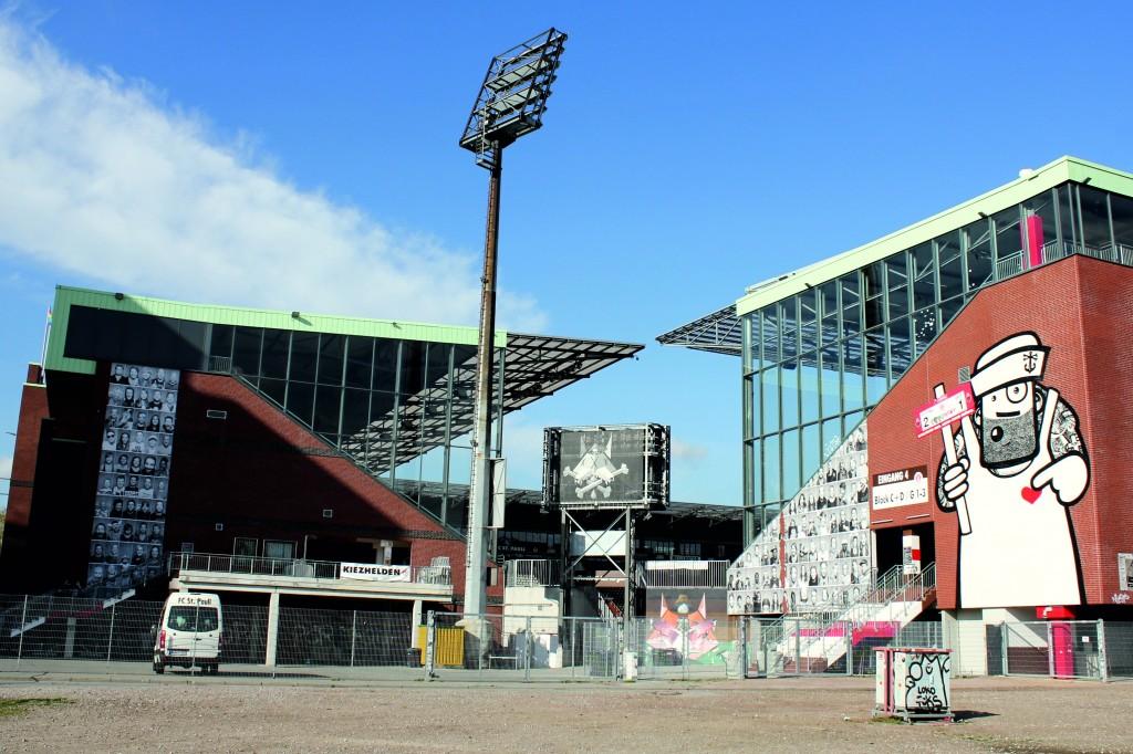 St. Pauli - Millerntor Stadion