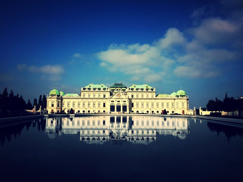 Belvedere Palace and Gardens