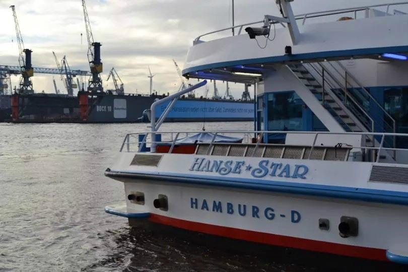 Ein Tag im Leben einer Weltenbummlerin in Hamburg