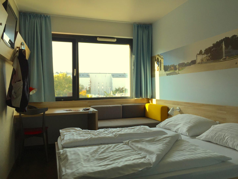 Room at Vienna Downtown Franz