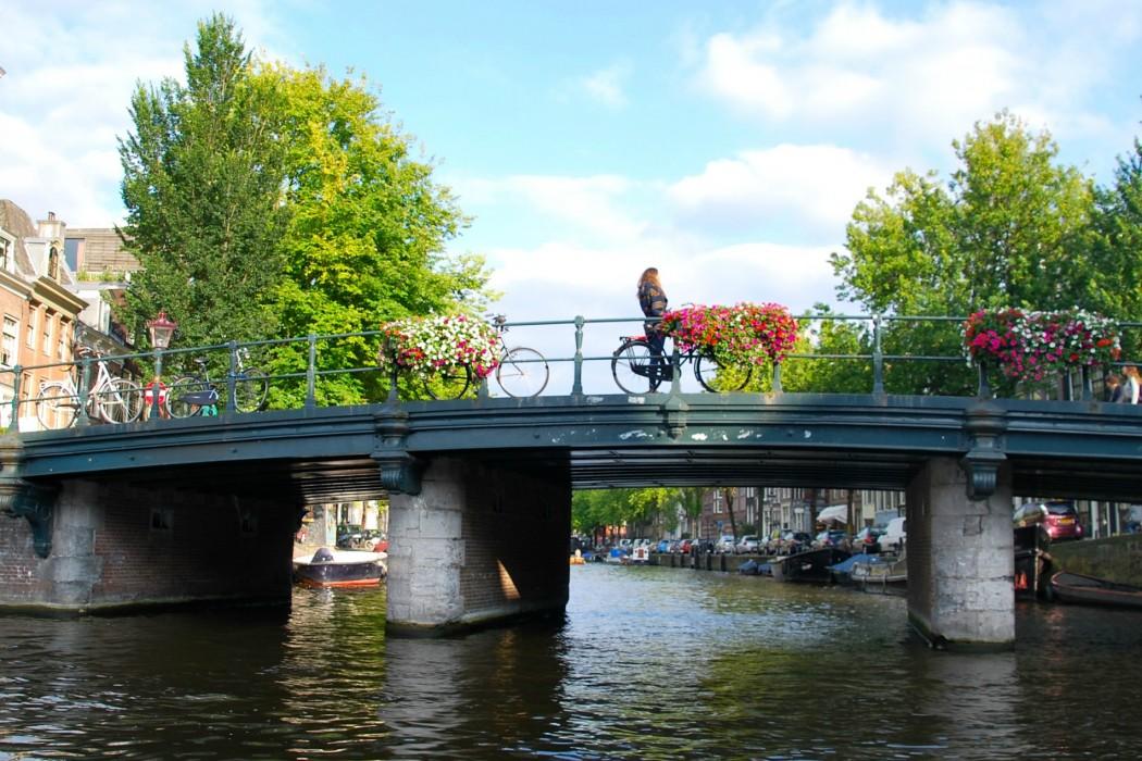 Ein Ausflug nach Amsterdam