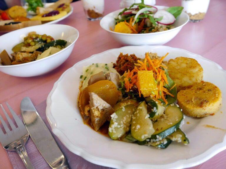 Top 10 der veganen Restaurants in Berlin