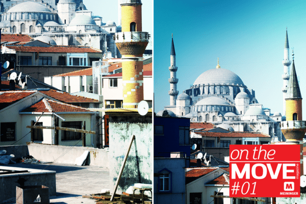 Osmanische Nostalgie: Istanbuls großer Basar