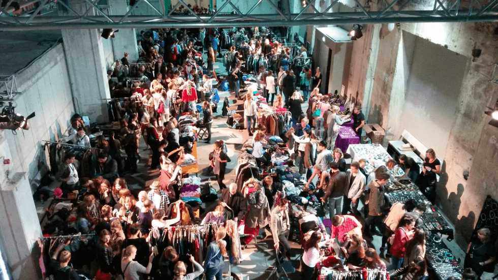 Flea markets in Munich