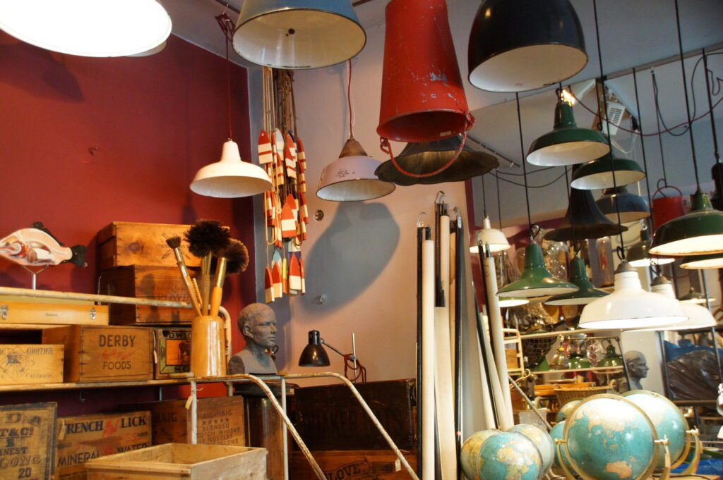 Second-hand and Flea markets in Munich