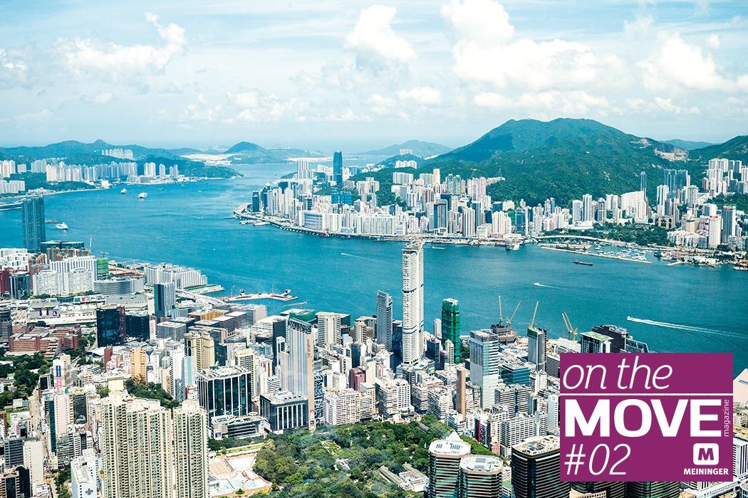 Six days in Hong Kong