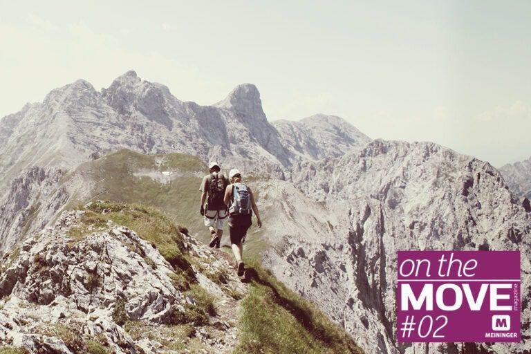 Klettersteige in Österreich:  Auf in neue Höhen