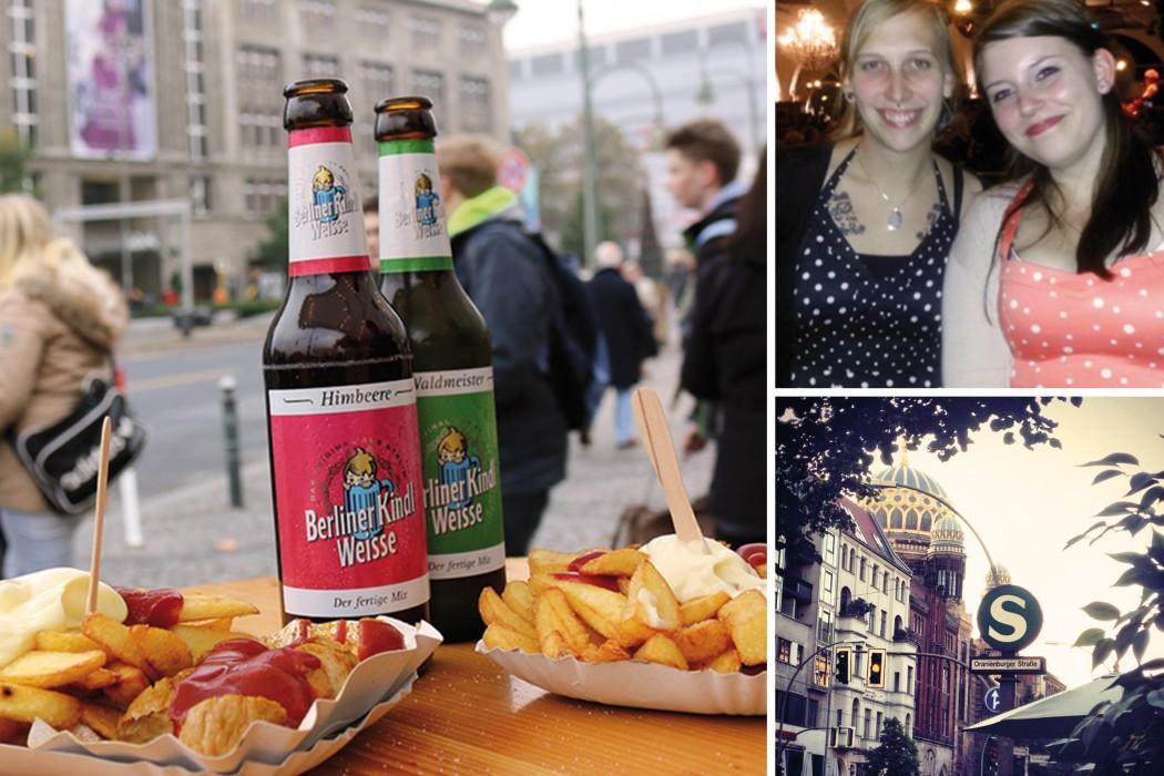 Staff Tipps: Magda und Wenke aus Berlin