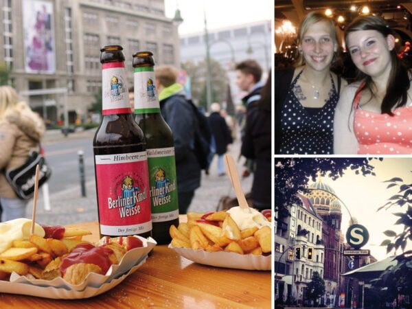 Staff tips: Magda and Wenke from Berlin