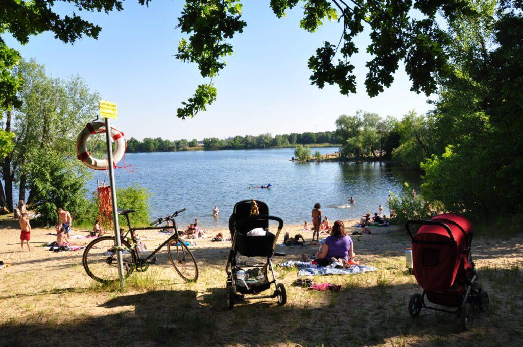 Badestelle_Flughafensee