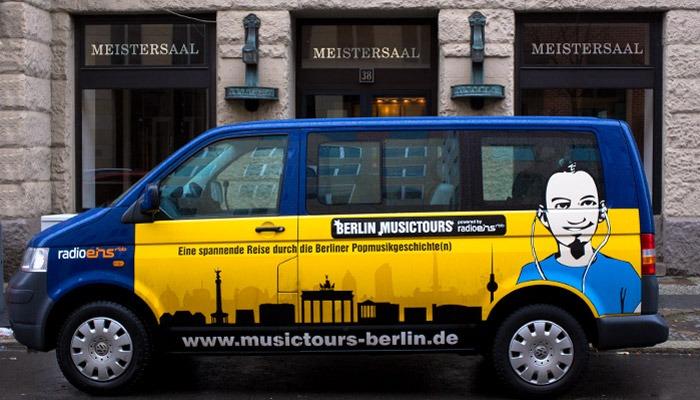 © Berlin Musictour