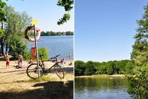 The lakes of Berlin: Fun in the sun for all