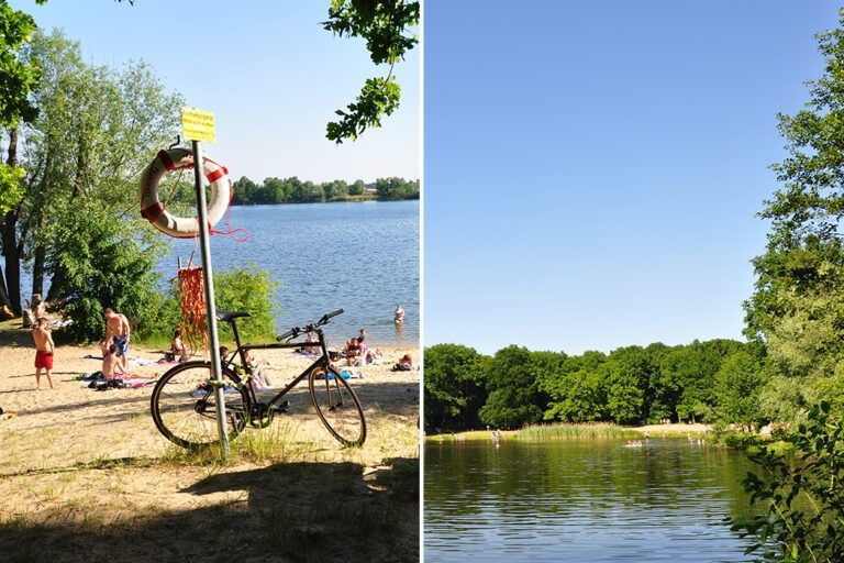 Berliner Seen: Kühles Nass für alle